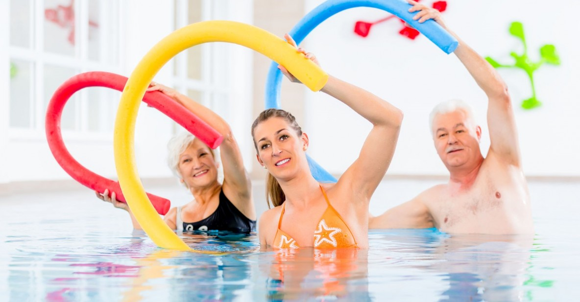 Water Exercise Karp Fitness Vancouver